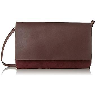 Clarks Moroccan Jewel - Donna Violett shoulder bags (Burgundy Combi) 2x21x31 cm (L x H D)