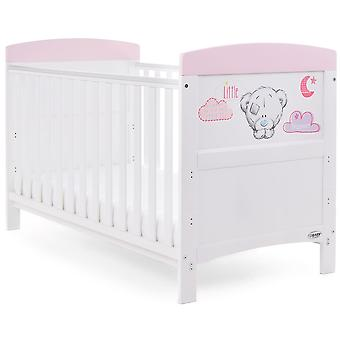 Obaby Tiny Tatty Teddy Cot Bed