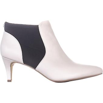 Alfani Womens Hazzel Leather Pointed Toe Ankle Fashion Boots