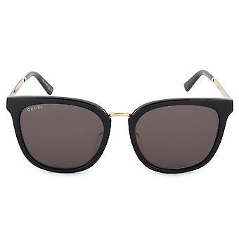Gucci Square Sunglasses GG0079SK 001 56