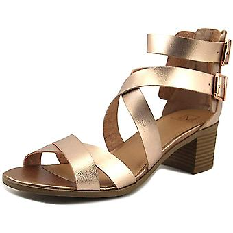 Material Girl Womens Dane Open Toe Casual Ankle Strap Sandals