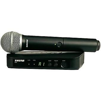 Wireless microphone set Shure PG58 Transfer type:Radio
