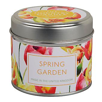 Chelsea Collection Candle in a Tin - Spring Garden