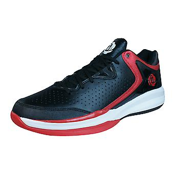 adidas D Rose Englewood III Mens Basketball Trainers / Shoes - Black