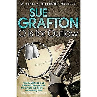 O is for Outlaw by Sue Grafton