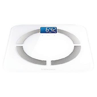 Medisana Personal Bmi Scale Bluetooth 4.0 180 Kg White