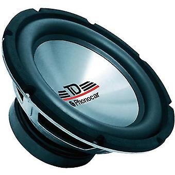 Car subwoofer enclosure 250 mm 450 W Phonocar 2/078 4 Ω