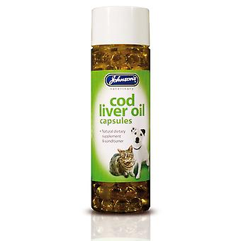Jvp Dog & Cat Cod Liver Oil 170 Capsules (Pack of 3)