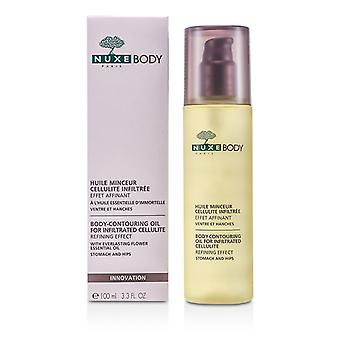 NUXE Body-Contouring infiltriertes Cellulite 100ml Öl / 3.3 oz
