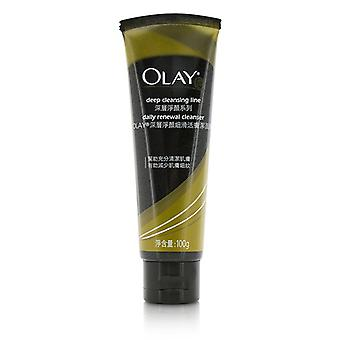 Olay Daily Renewal Cleanser 100g/3.3oz