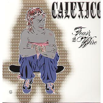 Calexico - festen af metaltråd [Vinyl] USA importerer
