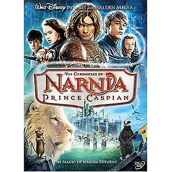 Chronicles of Narnia: Prins Caspian [DVD] USA import