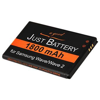 Battery for Samsung wave GT-s8500