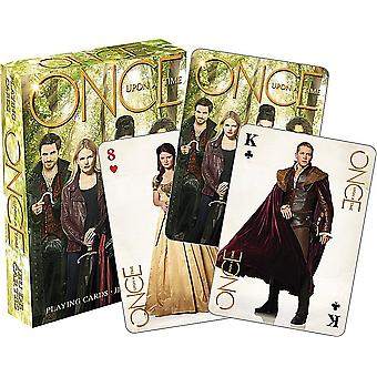 Once Upon A Time TV série jeu de 52 cartes (+ jokers) (nm)
