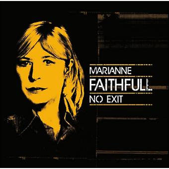 No Exit [VINYL] by Marianne Faithfull