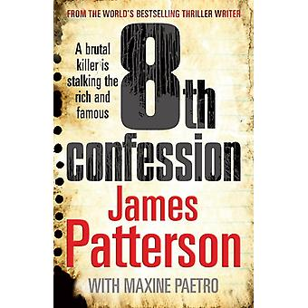 8th Confession: (Women's Murder Club 8) (Paperback) by Patterson James