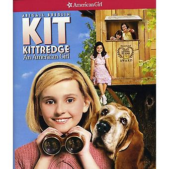 Kit Kittredge-an American Girl [BLU-RAY] USA import