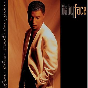 Babyface - For the Cool in You [CD] USA import