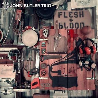 John Butler Trio - kød & blod [CD] USA import