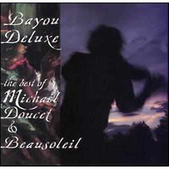 Michael Doucet & Beausoleil - Bayou Deluxe-Best import USA Michael Doucet & Beausoleil [CD]