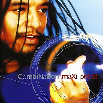 Maxi Priest - Combination [CD] USA import