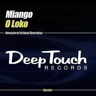 Miango - O Loko [CD] USA import