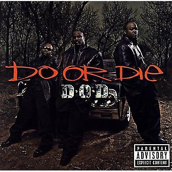 Do or Die - D.O.D. [CD] USA import