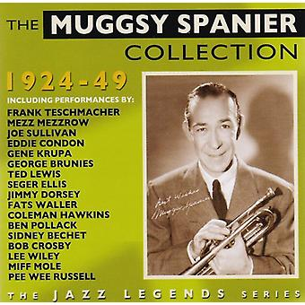 Muggsy Spanier - Muggsy Spanier: Collection 1924-49 [CD] USA import