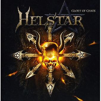 Helstar - Glory of Chaos [CD] USA import