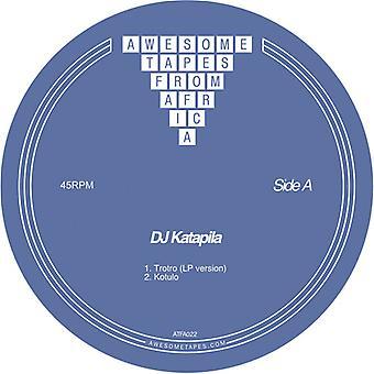 DJ Katapila - Trotro + Bonus Tracks [Vinyl] USA Importer