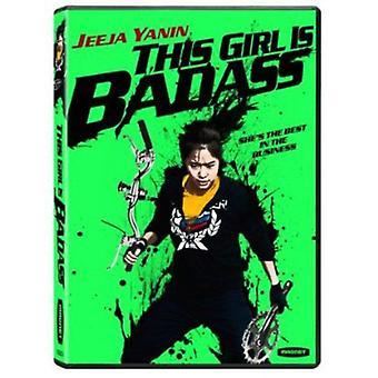Denne pige er Badass [DVD] USA importerer
