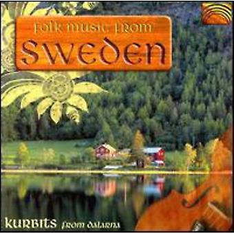 Kurbits - Folk Music From Sweden [CD] USA import