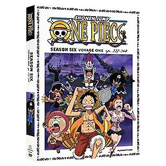 One Piece: Temporada 6 - importación de Estados Unidos un viaje [DVD]