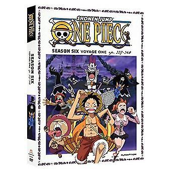 One Piece: Sæson seks - Voyage One [DVD] USA import