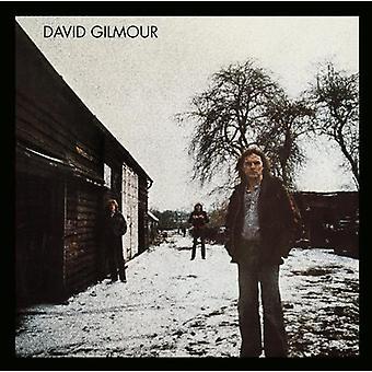 David Gilmour - David Gilmour [CD] USA import