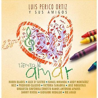 Luis Ortiz Perico - import USA Tiempo De Amar [CD]