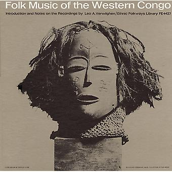 Folk Music of the Western Congo - Folk Music of the Western Congo [CD] USA import