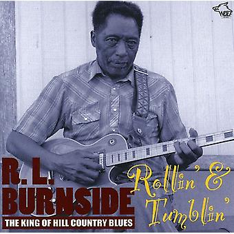 R.L. Burnside - Rollin' Tumblin': The King of the Hill Country [CD] USA import