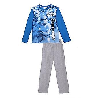 Pojkar Star Wars Långärmad Pyjamas Set