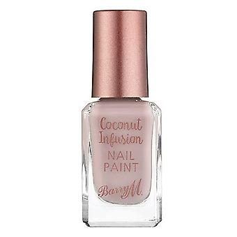 Barry M Barry M Coconut Infusion Nail Paint Paradise