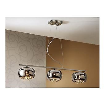 Schuller Argos Floating Ceiling Bar Bowl Pendant