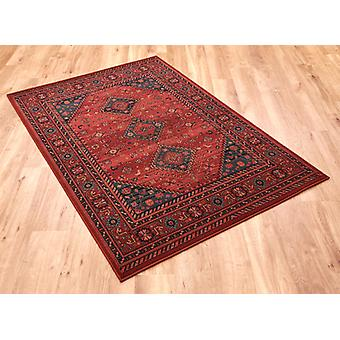 Kashqai 4345 300  Rectangle Rugs Traditional Rugs