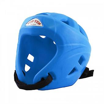 Top Ten Avantgarde Head Guard - Blue
