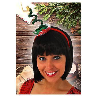 Albero di Natale di Diadem di capelli accessori
