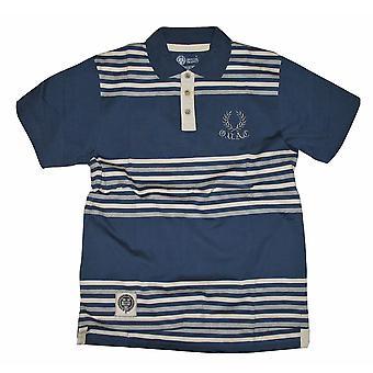 Oxford University Polo Shirt [navy]