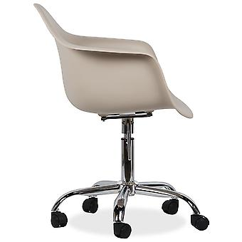 Superstudio Office Chair Pring-Beige Inspiration Pacc Charles & Ray Eames