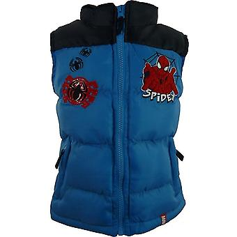 Jongens Marvel Spiderman Gilet