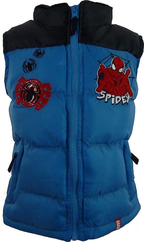 Boys Marvel Spiderman Gilet