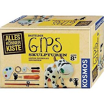 Arts & Craft kit Kosmos Gips-Skulptur 604066 8 years and over