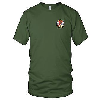Ejército de los E.E.U.U. Regimiento de la caballería de aviación de 3ª Sqaudron - 4 parche bordado - señoras T Shirt